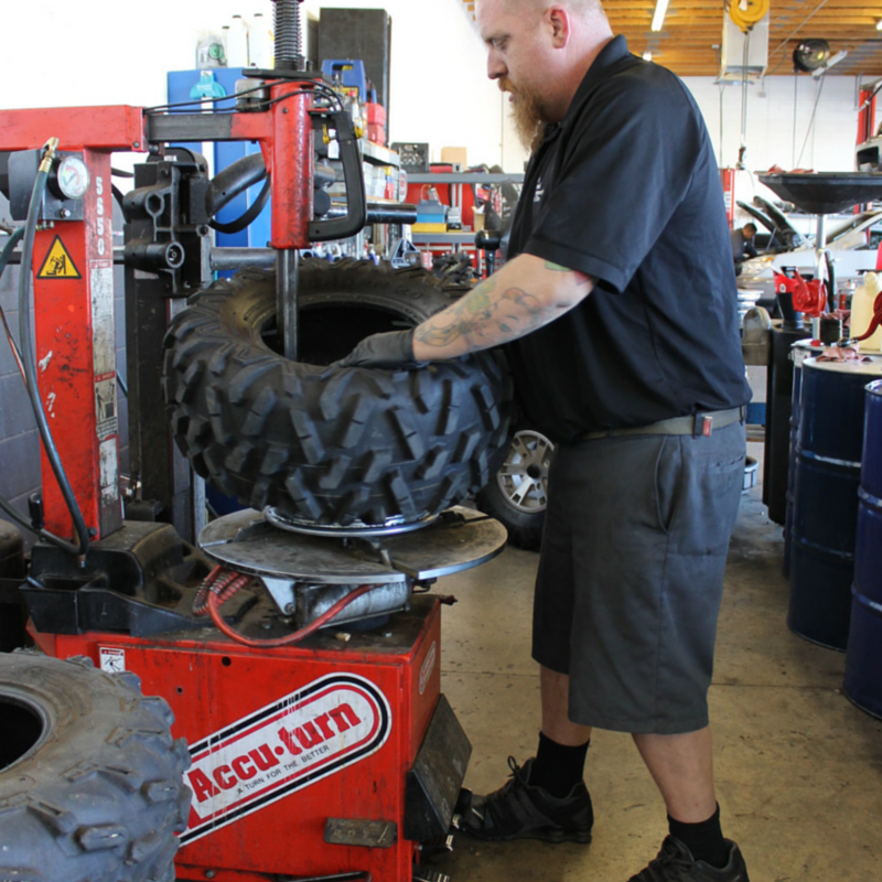 The Truth About Tire Rotations