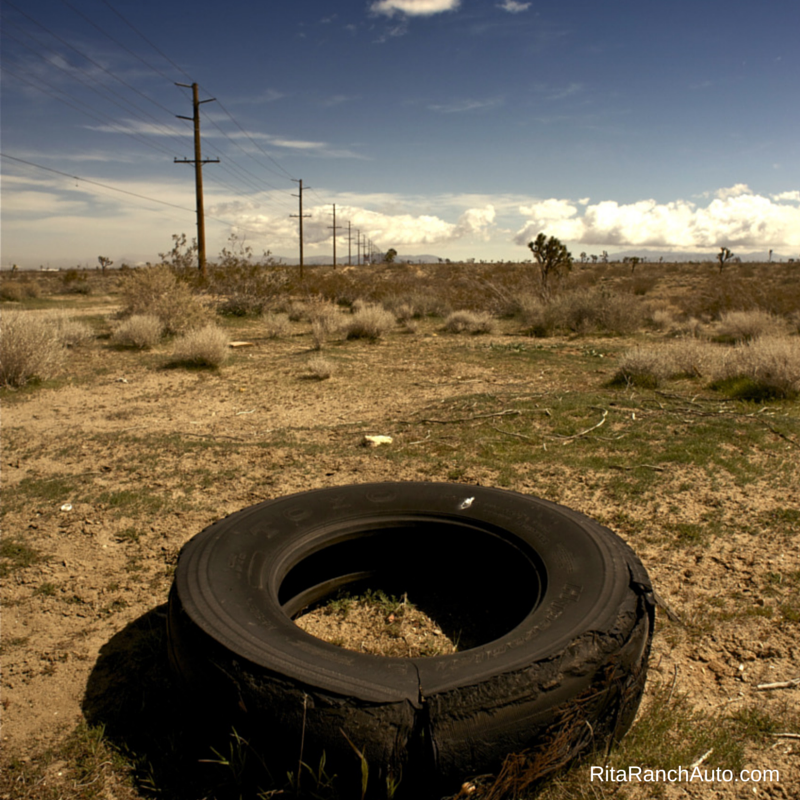 Is It Time to Make a Trip Into the Tire Shop? How to Tell if You Need New Tires