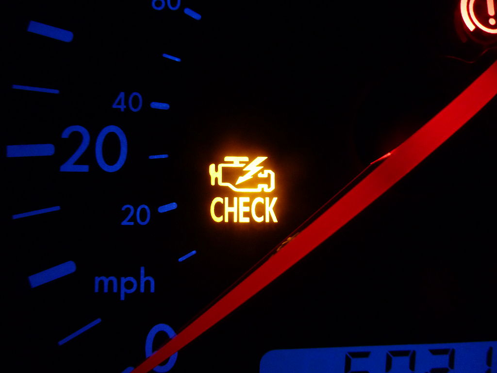 Can An Oil Change Cause A Check Engine Light