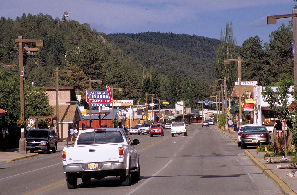 Road Trip From Rita Ranch to Ruidoso