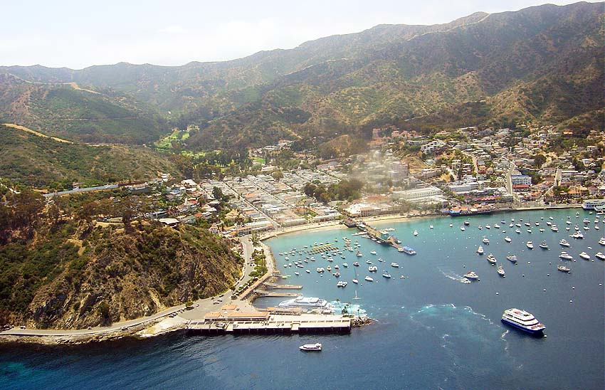 Road Trip to Catalina Island