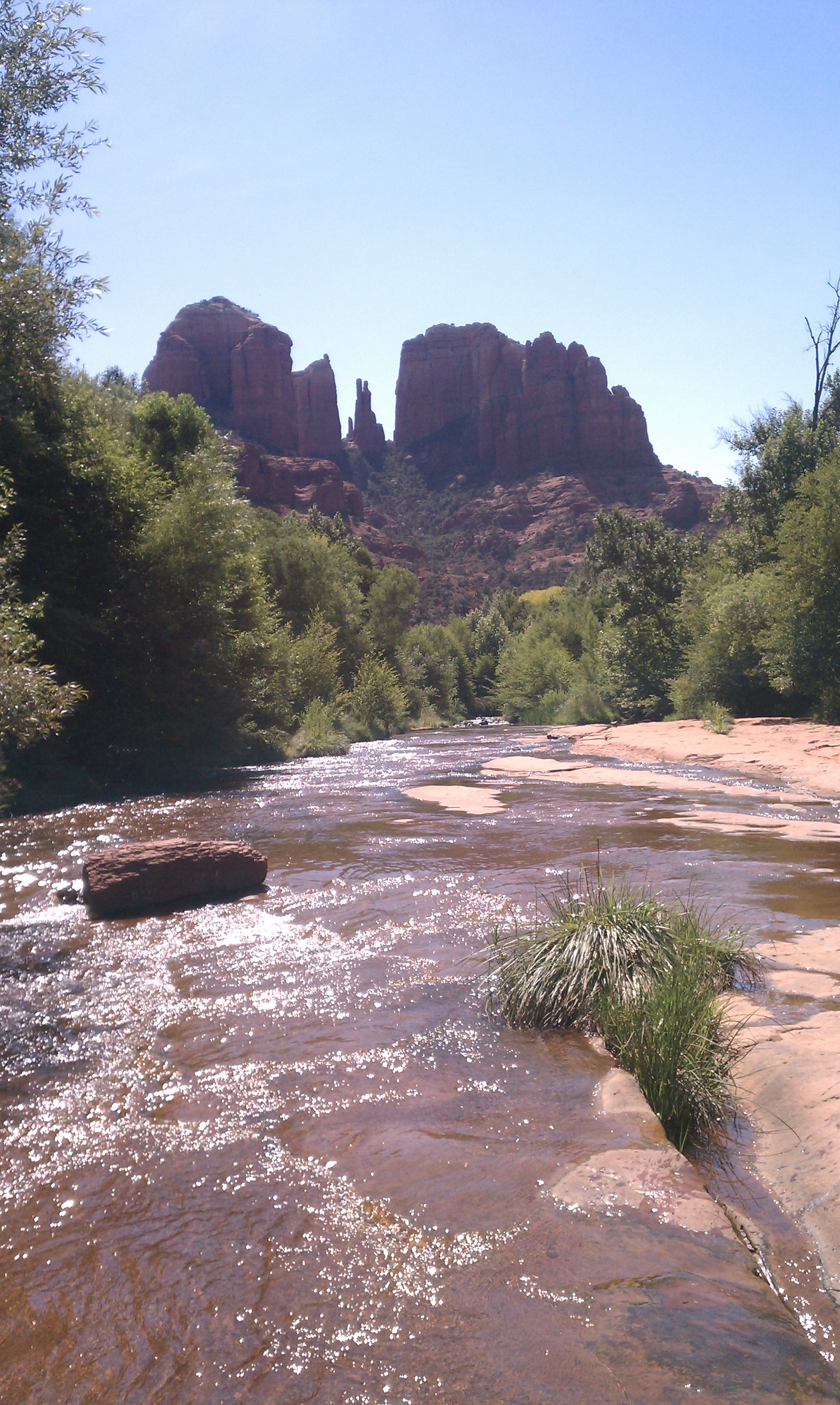 Road Trip From Tucson to Sedona: Relaxing Among the Red Rocks