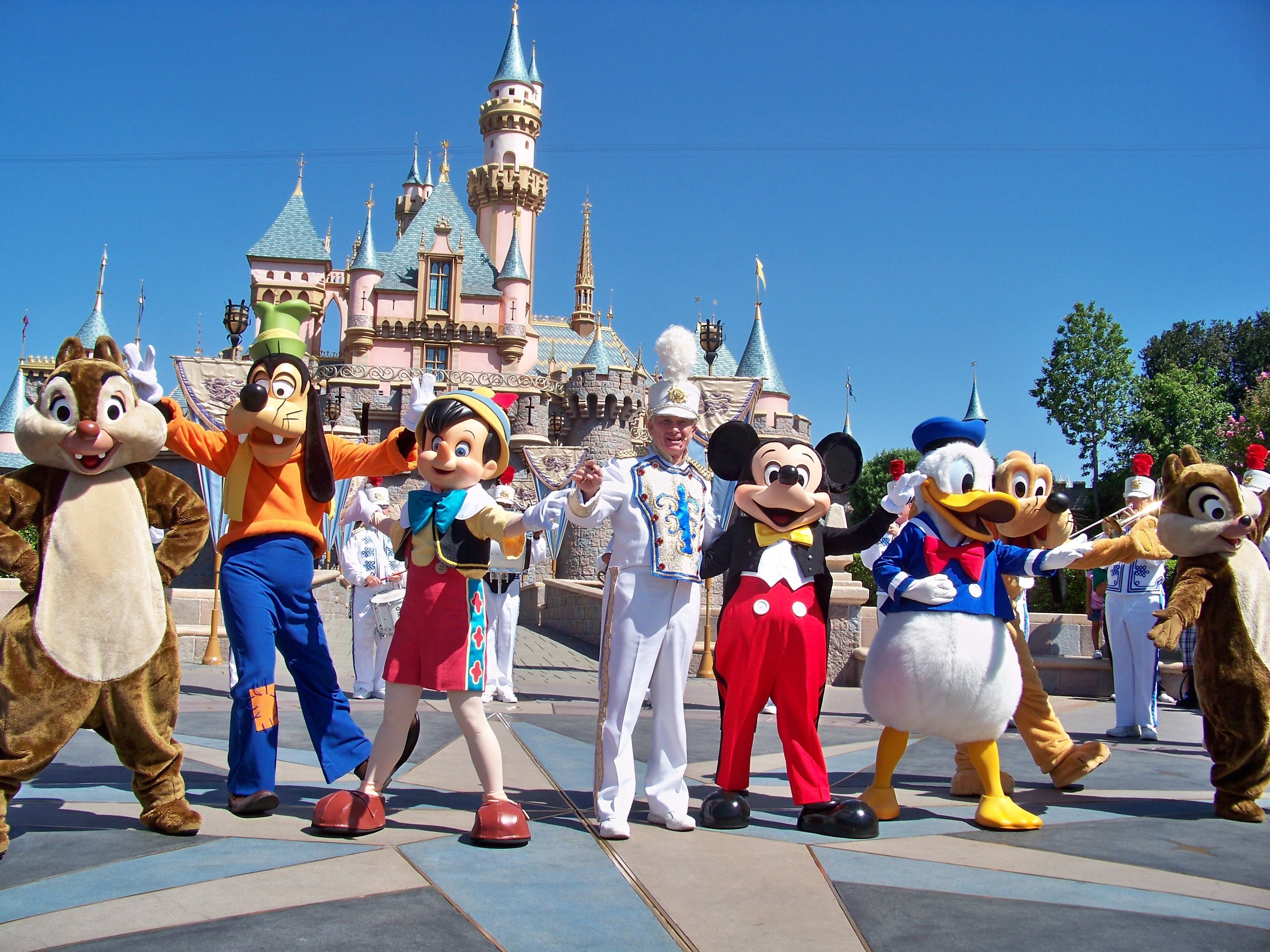 Road Trip to Disneyland: The Happiest Place on Earth