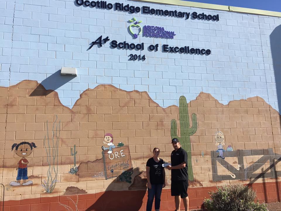 Ocotillo Ridge Elementary School