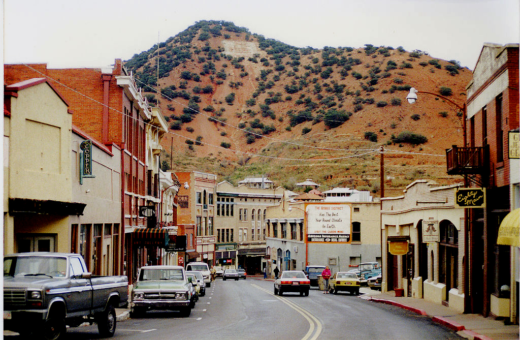 Road Trip to Bisbee, Arizona
