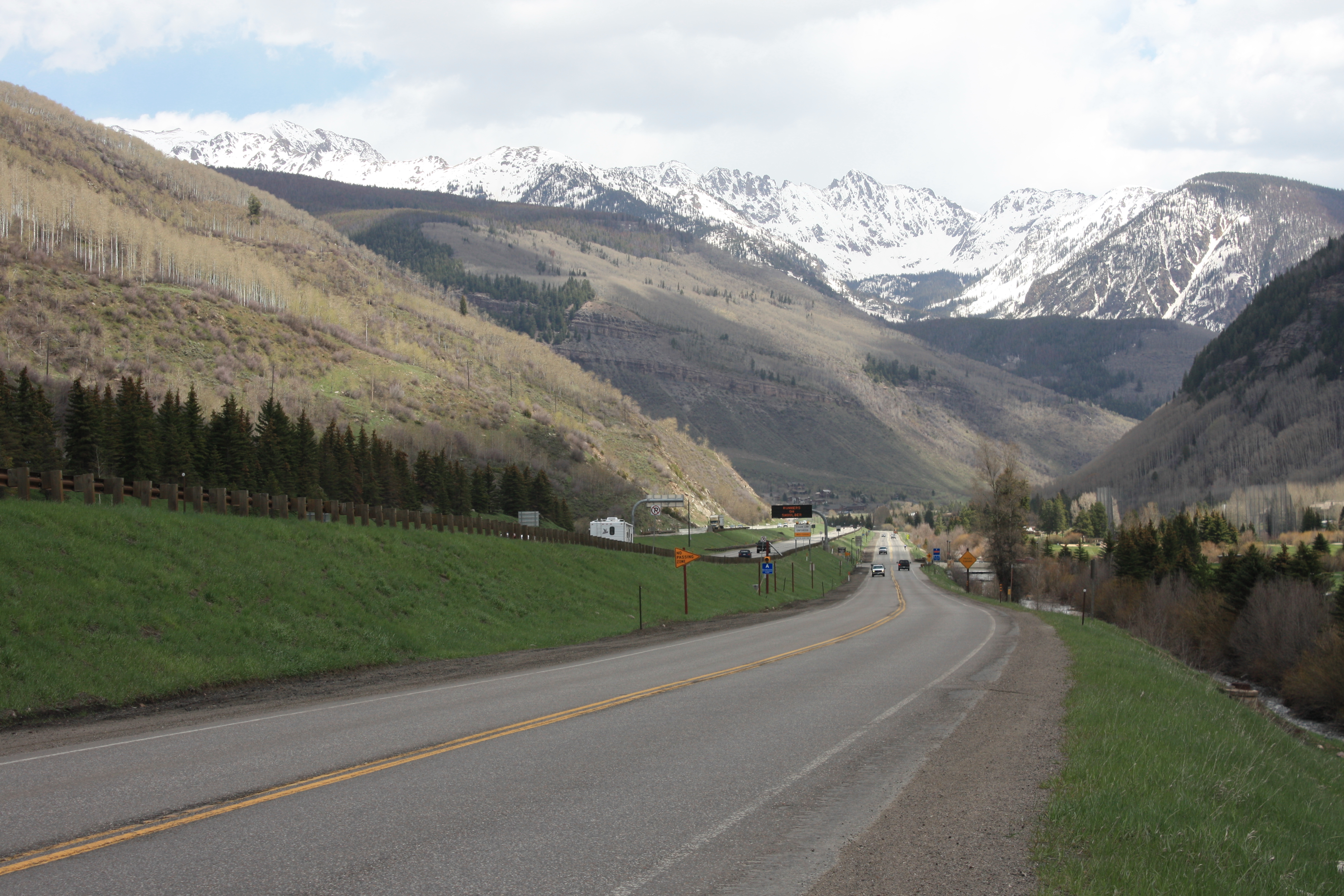Road Trip: From Vail, AZ to Vail, CO